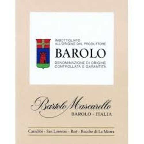 Wine BARTOLO MASCARELLO BAROLO 2014