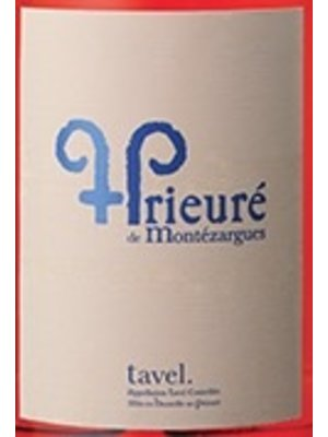 Wine PRIEURE DE MONTEZARGUES TAVEL ROSE 2017