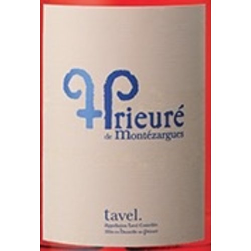 Wine PRIEURE DE MONTEZARGUES TAVEL ROSE 2017