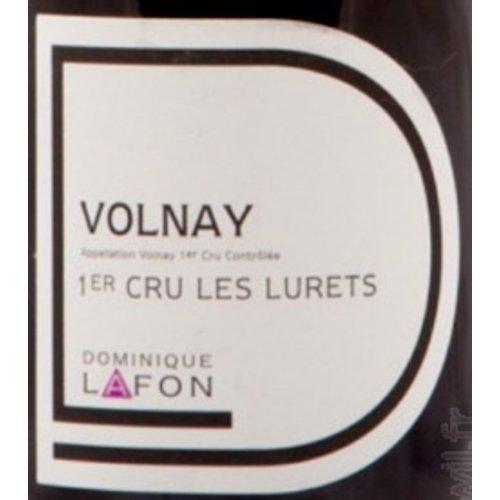 Wine DOMINIQUE LAFON VOLNAY 'LES LURETS' 1ER CRU 2011