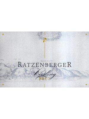 Sparkling RATZENBERGER RIESLING BACHARACHER SEKT BRUT 2009