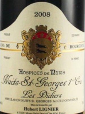 Wine HUBERT LIGNIER NUITS-SAINT-GEORGES 'LES DIDIERS' 1ER CRU 2011 1.5L