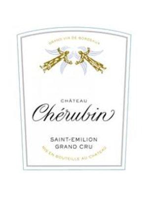 Wine CHATEAU CHERUBIN GRAND CRU-ST EMILION 2009