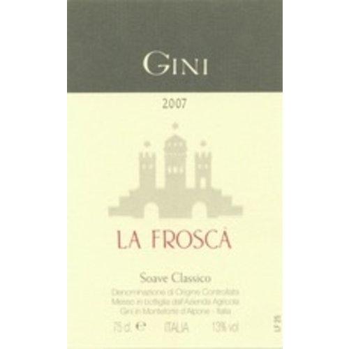 Wine GINI SOAVE CLASSICO 'LA FROSCA' 2015