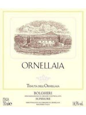 Wine ORNELLAIA 2014