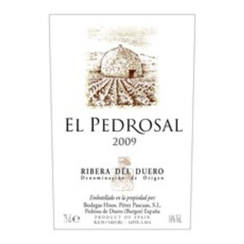 Wine BODEGAS HERMANOS PASCUAS EL PEDROSAL 2015