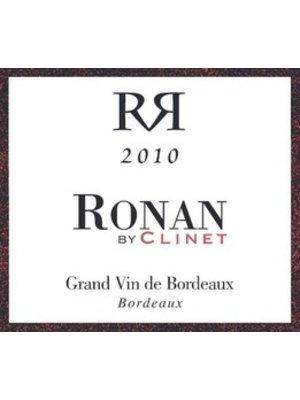 Wine RONAN BY CLINET GRAND VIN DE BORDEAUX 2016