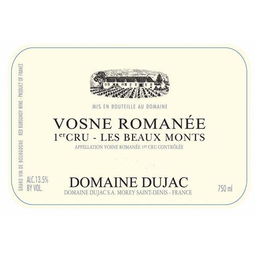 Wine DOMAINE DUJAC VOSNE-ROMANEE 1ER CRU LES BEAUX MONTS 2016