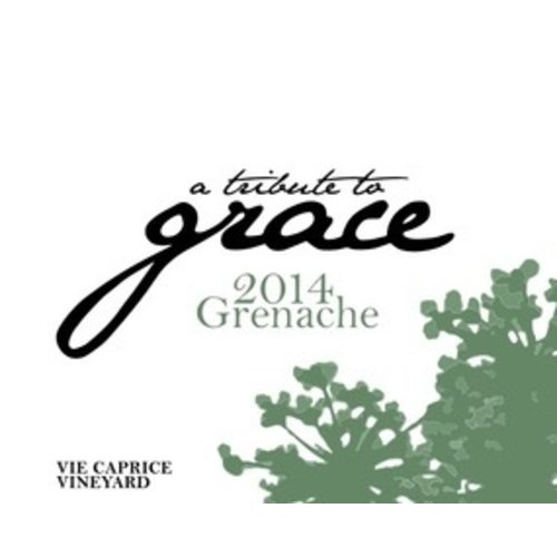 Wine A TRIBUTE TO GRACE 'VIE CAPRICE VINEYARD' GRENACHE 2015