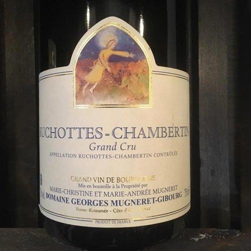 Wine GEORGES MUGNERET-GIBOURG RUCHOTTES-CHAMBERTIN GRAND CRU 2016