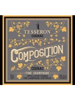 Spirits TESSERON 'COMPOSITION' COGNAC NV