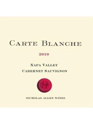 Wine CARTE BLANCHE CABERNET SAUVIGNON NAPA VALLEY 2015