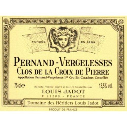 Wine LOUIS JADOT PERNAND-VERGLESSES CLOS DE LA CROIX DE PIERRE ROUGE PREMIER CRU 2013