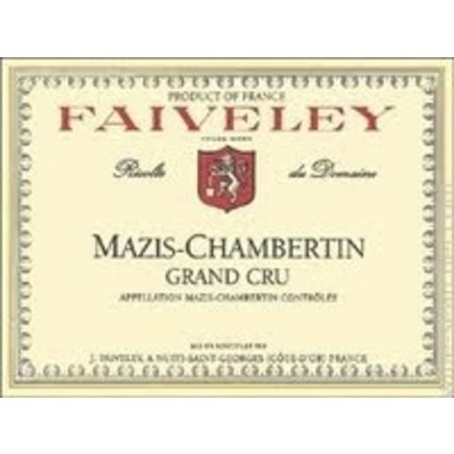 Wine DOMAINE FAIVELEY MAZIS-CHAMBERTIN GRAND CRU 2016