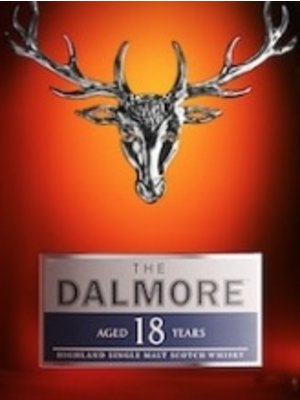 Spirits DALMORE 18YR SCOTCH WHISKY