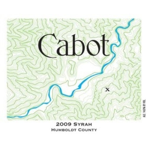 Wine CABOT VINEYARDS HUMBOLDT SYRAH 2011
