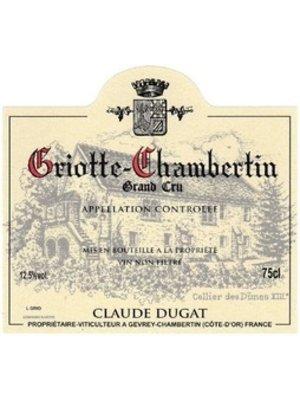 Wine CLAUDE DUGAT GRIOTTE-CHAMBERTIN GRAND CRU 2015