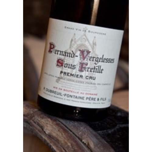 Wine DUBREUIL-FONTAINE PERNAND-VERGELESSES SOUS FRETILLE 1ER CRU 2013