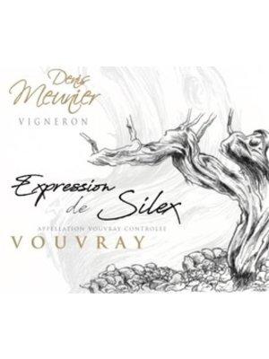 Wine DENIS MEUNIER VOUVRAY SEC EXPRESSION DE SILEX 2017