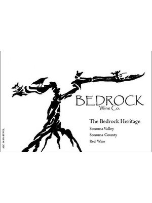 Wine BEDROCK WINE CO. 'THE BEDROCK HERITAGE' 2017