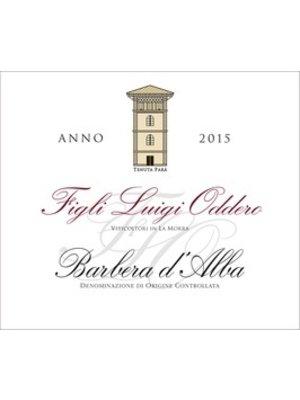 Wine FIGLI LUIGI ODDERO BARBERA D'ALBA 2016