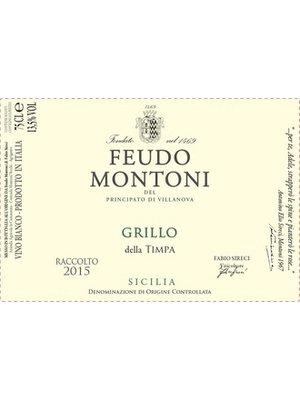 Wine FEUDO MONTONI GRILLO DELLA TIMPA 2017