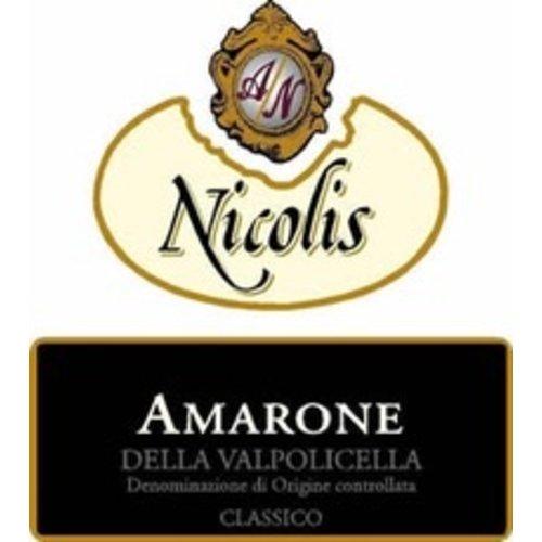Wine NICOLIS AMARONE DELLA VALPOLICELLA CLASSICO 2011