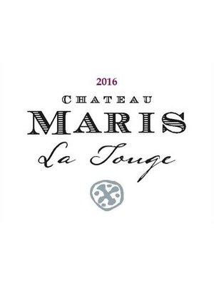 Wine CHATEAU MARIS SYRAH 'LA TOUGE' MINERVOIS CRU LA LIVINIERE 2016