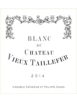 Wine CHATEAU VIEUX TAILLEFER BLANC 2016