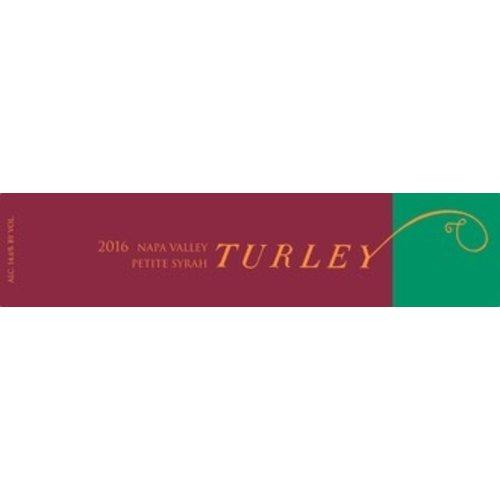 Wine TURLEY NAPA VALLEY PETITE SYRAH 2016