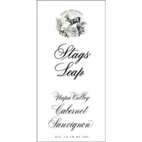 Wine STAGS' LEAP CABERNET SAUVIGNON 2015 1.5L
