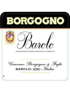 Wine GIACOMO BORGOGNO BAROLO 2012