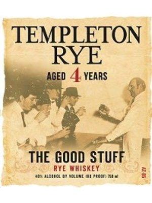 Spirits TEMPLETON RYE