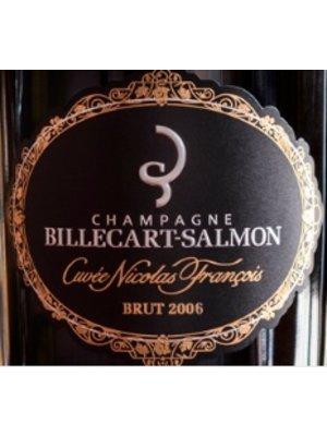 Sparkling BILLECART-SALMON CUVEE NICOLAS FRANCOIS BILLECART 2006 (GIFT BOX)