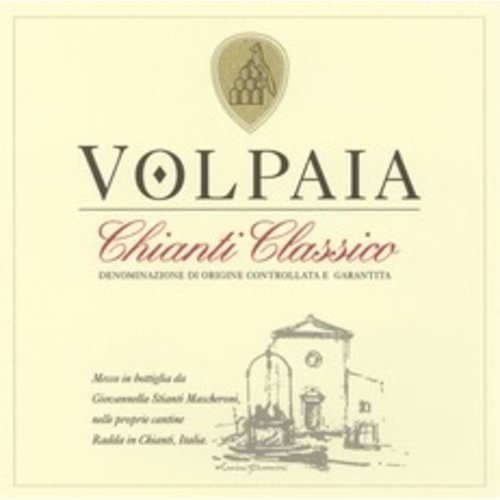 Wine CASTELLO DI VOLPAIA CHIANTI CLASSICO 2015 1.5L