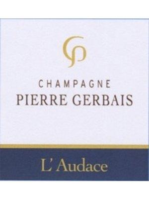 Sparkling PIERRE GERBAIS BRUT NATURE 'L'AUDACE' CHAMPAGNE NV