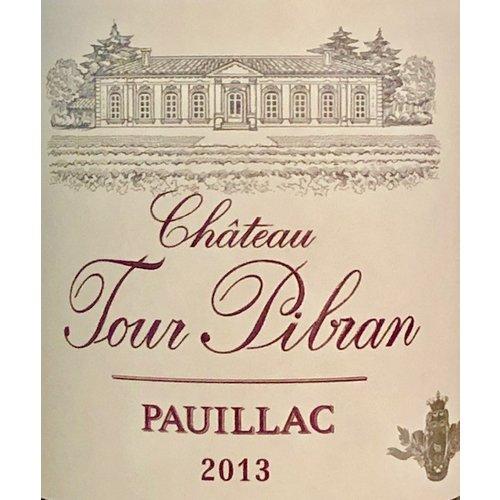 Wine CH TOUR PIBRAN 2013