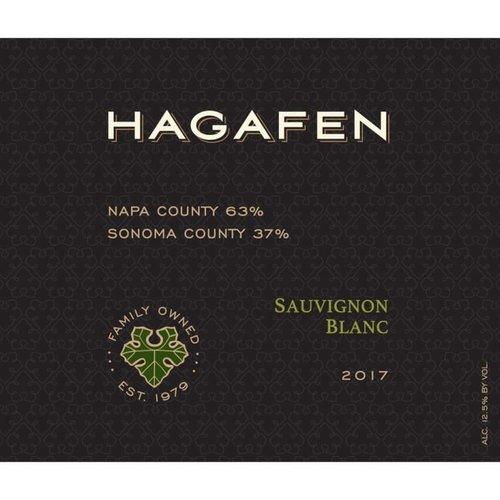 Wine HAGAFEN SAUVIGNON BLANC NAPA 2017