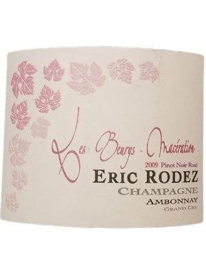 Sparkling ERIC RODEZ ROSE DE MACERATION GRAND CRU AMBONNAY 'LES BEURYS' 2009