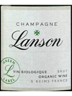 Sparkling LANSON GREEN LABEL BRUT NV