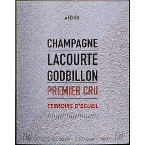 Sparkling CHAMPAGNE LACOURTE GODBILLON PREMIER CRU NV