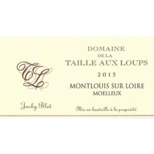 Wine DOMAINE DE LA TAILLE AUX LOUPS MOELLEUX 2015