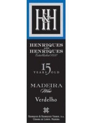 Wine H&H VERDELHO MADEIRA 15 YEARS OLD
