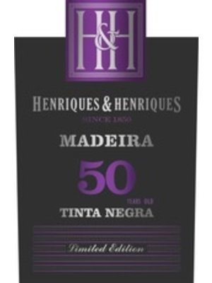 Wine H&H TINTA NEGRA MADEIRA 50 YEARS OLD