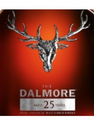 Spirits DALMORE 25 YEAR SCOTCH WHISKY