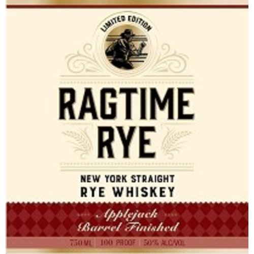 Spirits RAGTIME RYE STRAIGHT WHISKEY
