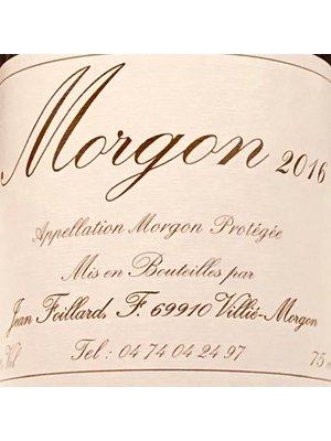 Wine DOMAINE FOILLARD MORGON 2017