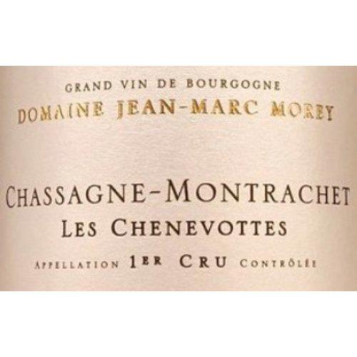 Wine JEAN-MARC MOREY CHASSAGNE-MONTRACHET 1ER CRU LES CHENEVOTTES 2013