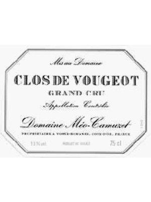 Wine MEO CAMUZET CLOS DE VOUGEOT GRAND CRU 2016