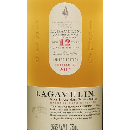 Spirits LAGAVULIN 12 YEARS SCOTCH
